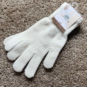 NWT white gloves
